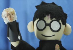 תמונה: Potter Puppet Pals